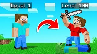 Playing MINECRAFT But It Is UPGRADED!
