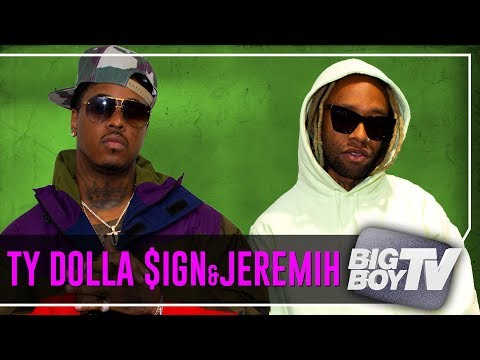 Ty Dolla Sign & Jeremih on Their New Project 'MihTy', Working w/ Kanye West on 'Ye' & A Lot More