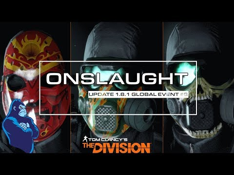 [Division][H1Z1][PS4] 🦍Gorilla Gaming®| The Division: Global Event Onslaught | H1Z1 BETA  | 🦍