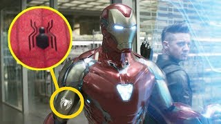What Nobody Realized About Tony Stark in Avengers: Endgame