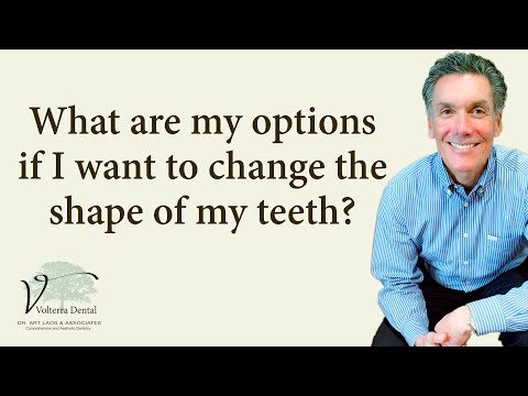 How do I change the shape of my teeth? | Dentist in Los Alamitos | Volterra Dental