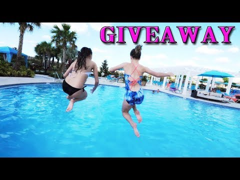 DREAM VACATION GIVEAWAY WITH 8 PASSENGERS & SWEET HOME VACATION