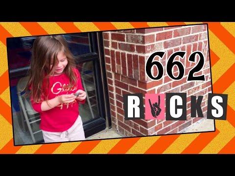 The Mighty ROCK HUNTER! 662 ROCKS!