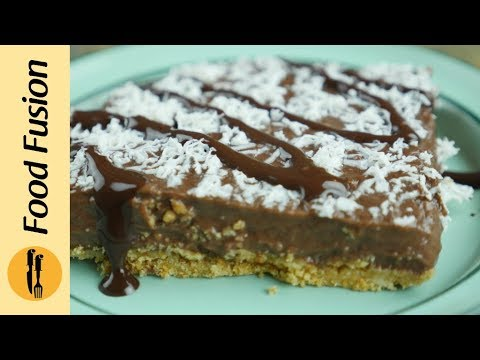 Chocolate Pudding Pie Recipe - By Food Fusion