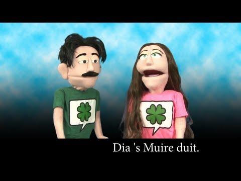 Irish Lesson #1 - Introductions