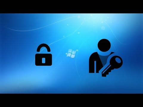 Windows 7/8/10 Reset Forgotten Password (Ease of Access Center Method)