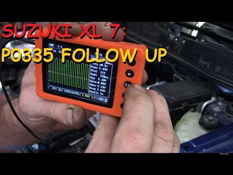 Suzuki XL7: P0335 Follow Up