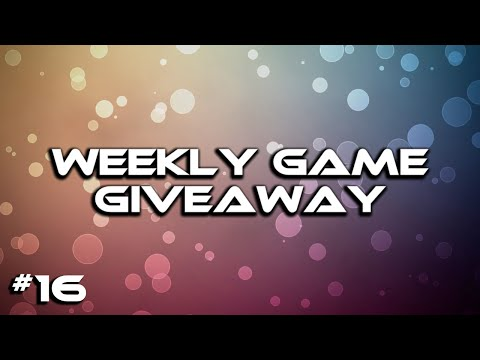 Game Giveaway Week 16 (CLOSED) + Week 15 Winners