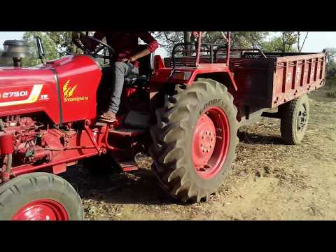 How to reverse tractor { easy tricks }