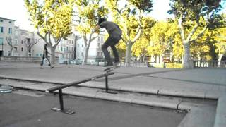 Unlimited Skateshop Line Contest : Simon Delpey
