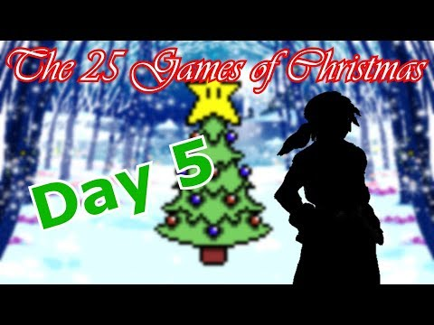 The 25 Games of Christmas - Day 5