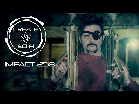 Create SciFi Impact 258