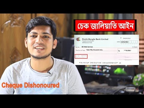 Cheque dishonoured | A step by step guide for legal recourse