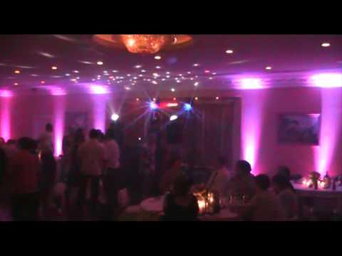 wedding dj melbourne gig log with uplighting wedding john beck