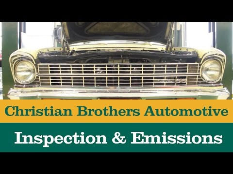 Inspection and Emissions Test in Jackson, TN - (731) 256-7273
