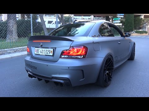BMW 1M Series w/ AK47 Exhaust System! LOUD Backfires!