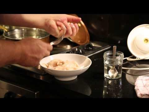 How to Make Chicken Balls