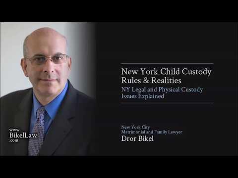 New York Child Custody