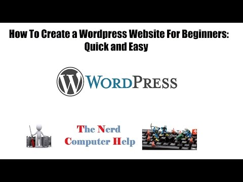 How To Create a WordPress Website For Beginners: Domain Name and Hosting Setup