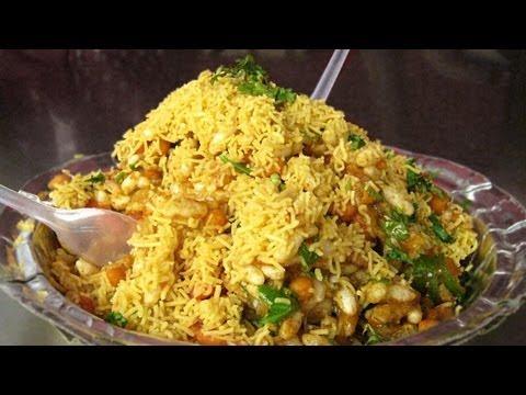 Indian street food : Bhelpuri recipe