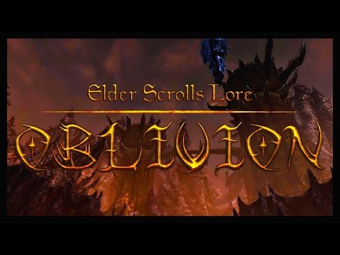 Elder Scrolls Lore - Oblivion Saga (TRAILER)