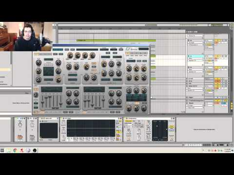 Making Melodic Dubstep in Ableton Part IV : Building Trance Supersaw Stacks LIVE SET INCLUDED