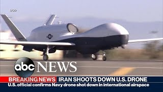 Iran shoots down U.S. drone, Biden refuses to apologize, Ortiz wasn't the intended target