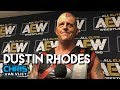Dustin Rhodes On Retirement Leaving WWE Cody Rhodes The Young Bucks Acting In Movies