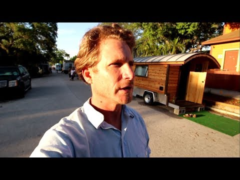 5 Amazing Tiny Houses on Wheels at the St Pete Tiny House Fest