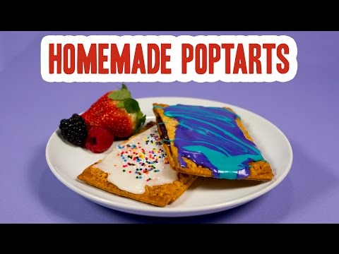 Homemade Poptart Recipe