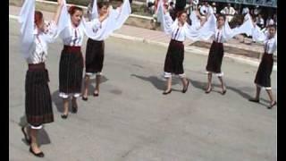 """Hora Fetelor """"foleŞteanca"""" Făleşti"""