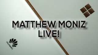Matthew Moniz Live!