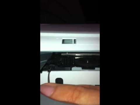 How to manually open your XBOX 360 disc drive