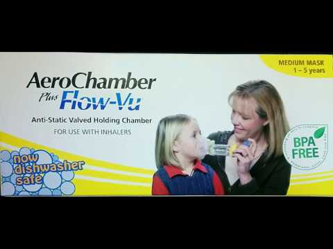 Aero Chamber Inhaler Review
