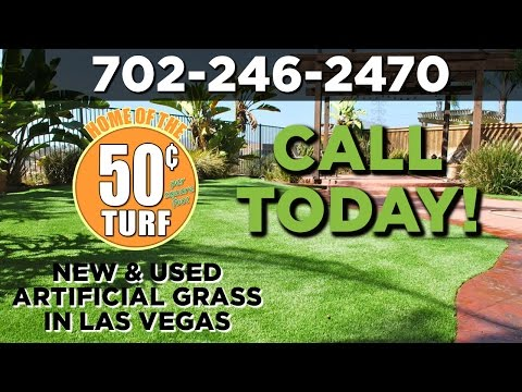 Used Artificial Turf For Sale Las Vegas  -  Cheap Fake Grass and Used Field Turf