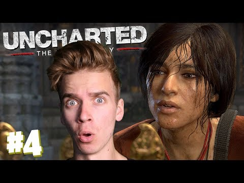 THE CHASE IS ON | Uncharted Lost Legacy #4