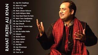 Soulful Sufi Songs of Rahat Fateh Ali Khan | AUDIO JUKEBOX | Best of Rahat Fateh Ali Khan Songs HIT