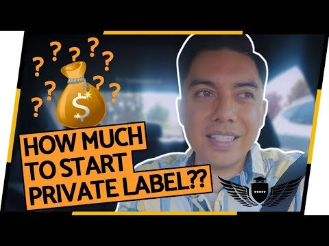 HOW MUCH MONEY TO START AN AMAZON PRIVATE LABEL BUSINESS?? CAN I START WITH $200??
