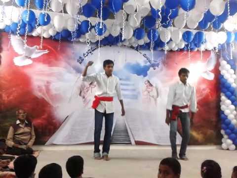 Best dance at Christmas Celebrations in Bhimavaram