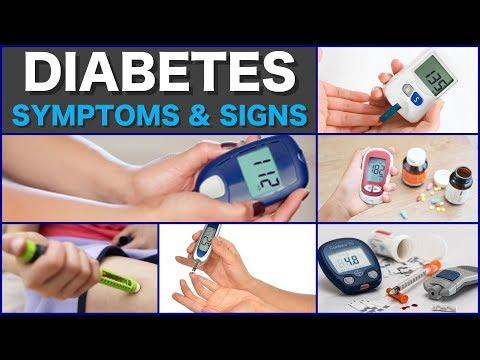Diabetes Symptoms and Signs Type 1 Diabetes Symptoms and Type 2 Diabetes Symptoms