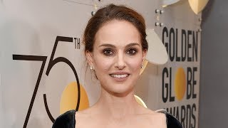 Natalie Portman CALLS OUT Golden Globes For All-Male Director Category