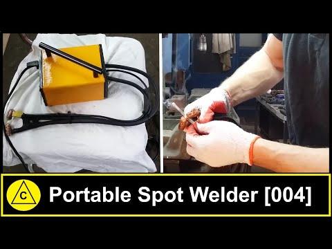 Spot Welder - Homemade