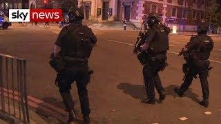 London terror: Police shoot dead terrorists within eight minutes