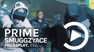 (23 Drillas) SmuggzyAce - Gunpowder Freestyle (Music Video) Prod By Simpz | Pressplay