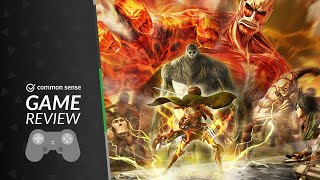 Attack on Titan 2: Final Battle: Game Review
