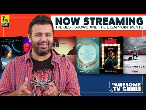 What's streaming on Netflix, Amazon Prime Video & Hotstar? | The Awesome TV Show | Film Companion