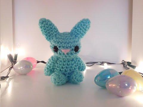 Amigurumi Crochet Bunny Tutorial