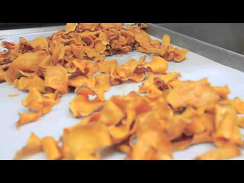How to: Vegetable Chips (Encore Catering Toronto)