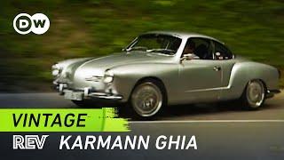 Vintage! Porsche-powered Karmann Ghia | Drive it!