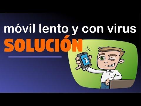 Solución a móvil lento y abarrotado de pantallas emergentes y con virus